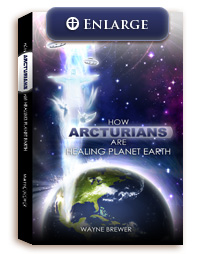 How Arcturians Are Healing the Planet Book Cover